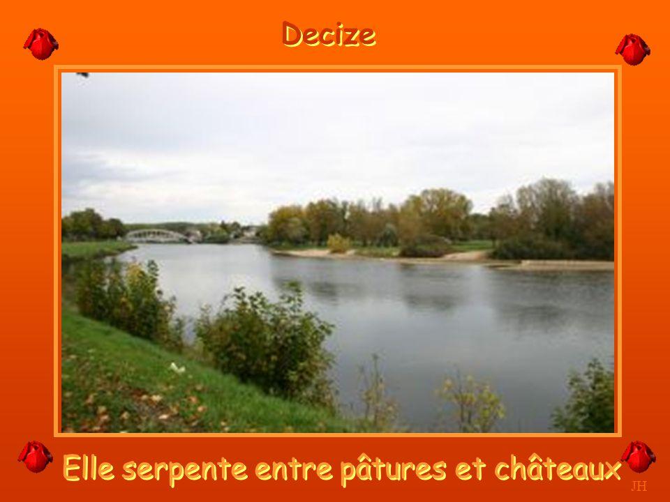 Les Prairies boisées du bord de Loire JH Digoin