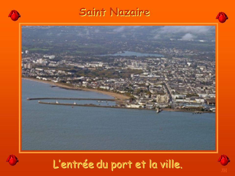 Le Pont de Saint Nazaire-Saint Brevin. JH Saint Nazaire