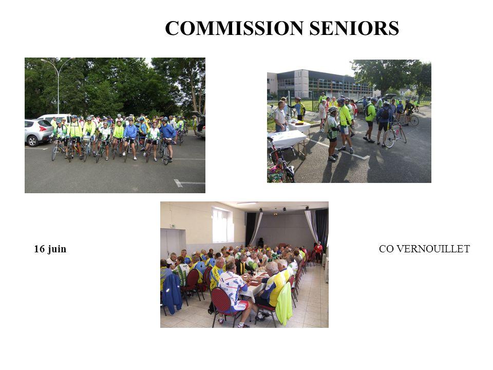 COMMISSION SENIORS 16 juin CO VERNOUILLET