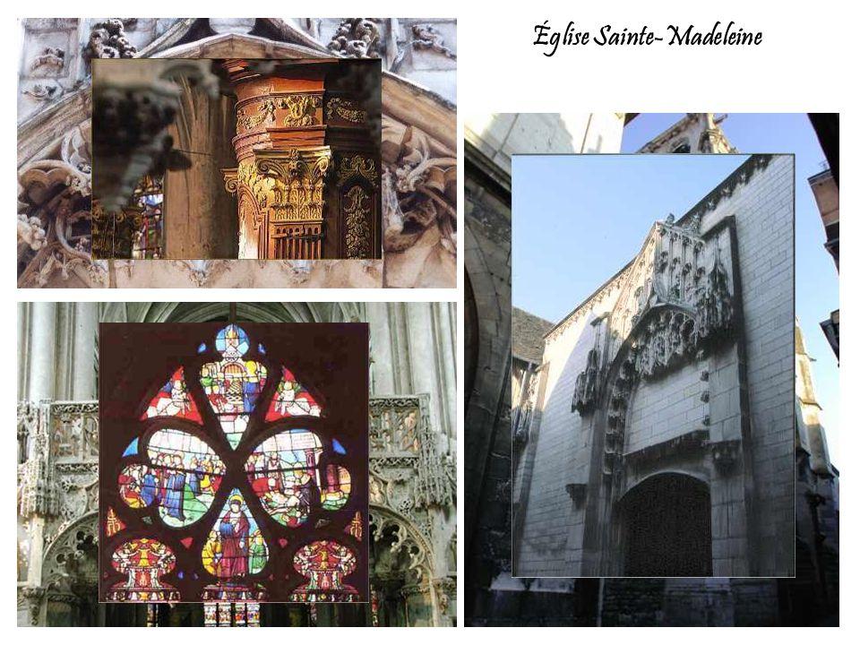 Église Sainte-Madeleine