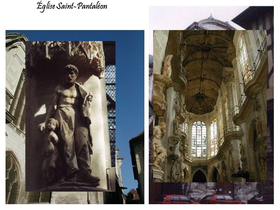 Église Saint-Pantaléon