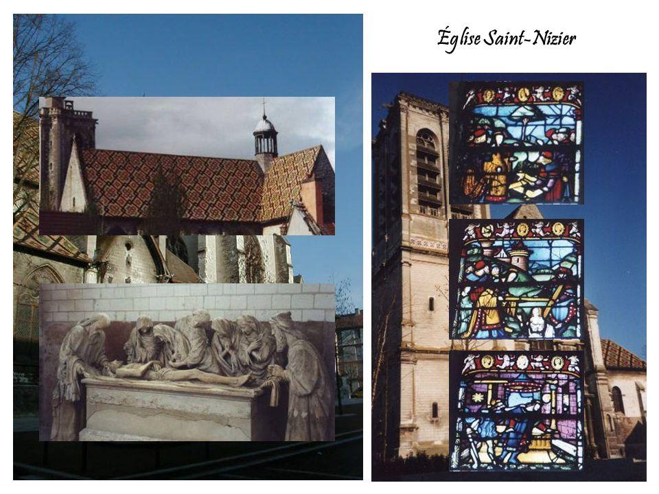 Église Saint-Nizier