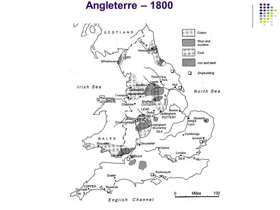 Angleterre – 1800