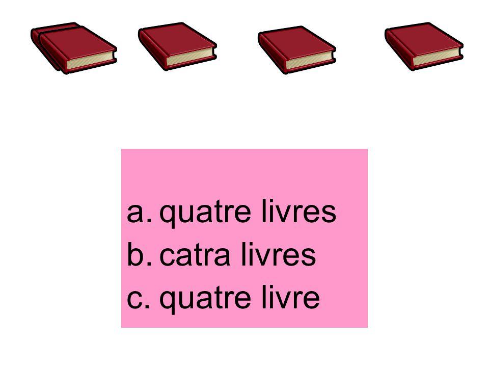 a.six crayons b.sept crayons c.sept crayon