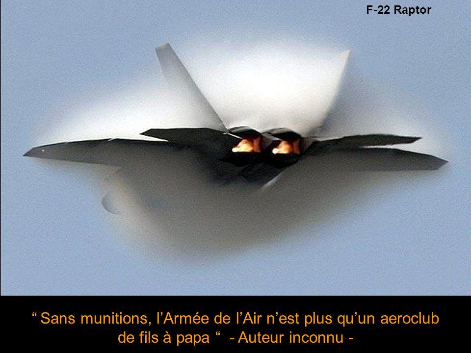 Lorsque vous manquez de tout sauf d'adversaires… alors vous êtes au combat. F-16 Fighting Falcon