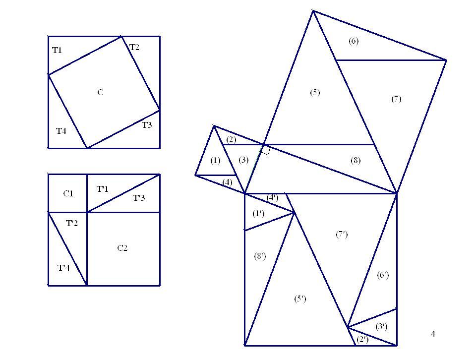 15 La rectilinéarité, notion physique, ne peut pas être caractérisée en termes mathématiques.