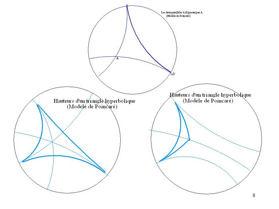 19 Classe de 6 e Compétences : - Utiliser, en situation (en particulier pour décrire une figure), le vocabulaire suivant : droite, cercle, centre, rayon, diamètre, angle, droites perpendiculaires, droites parallèles, demi-droite, segment, milieu, médiatrice.