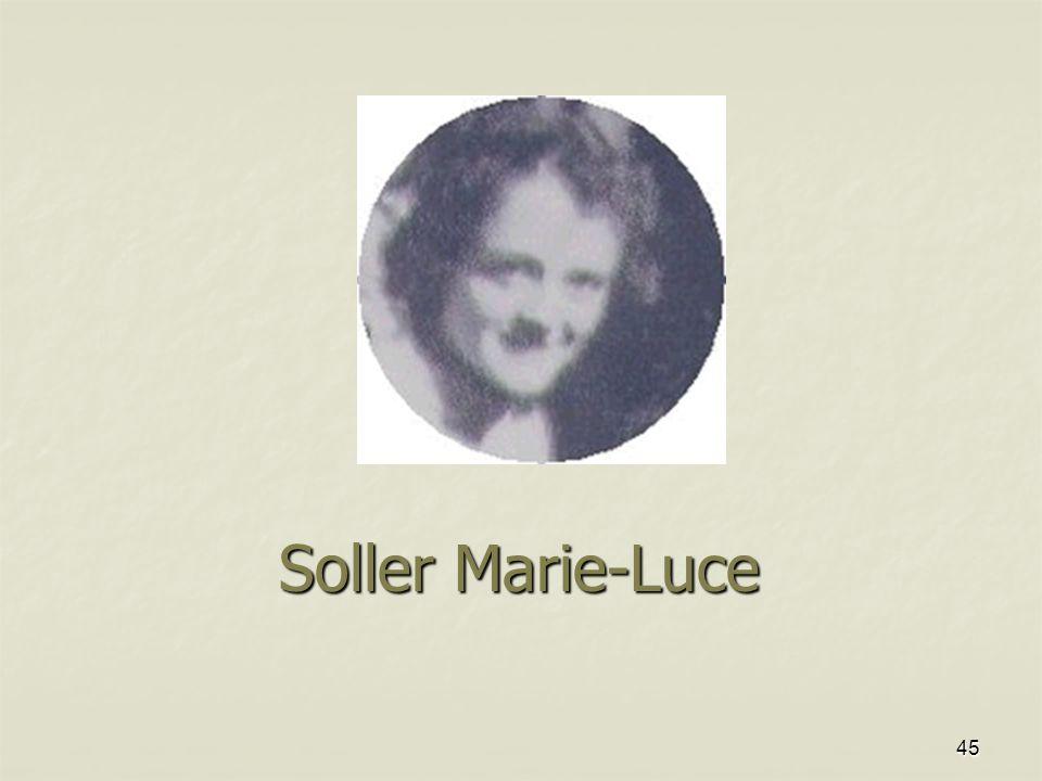 44 Sanvoisin Marie Laure Sanvoisin Marie Laure