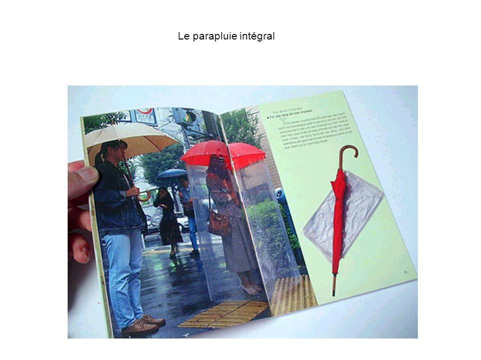 Le parapluie intégral
