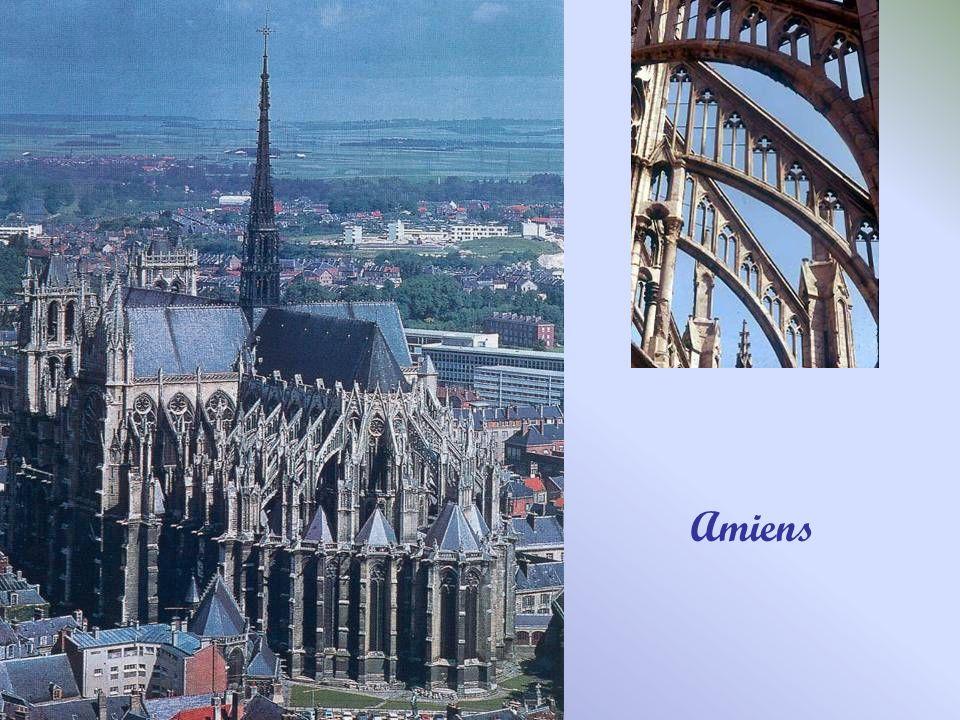 Chefs-d'œuvre de l'architecture religieuse chrétienne occidentale Elles furent édifiées par des hommes portés par leur foi Ces monuments ont traversé
