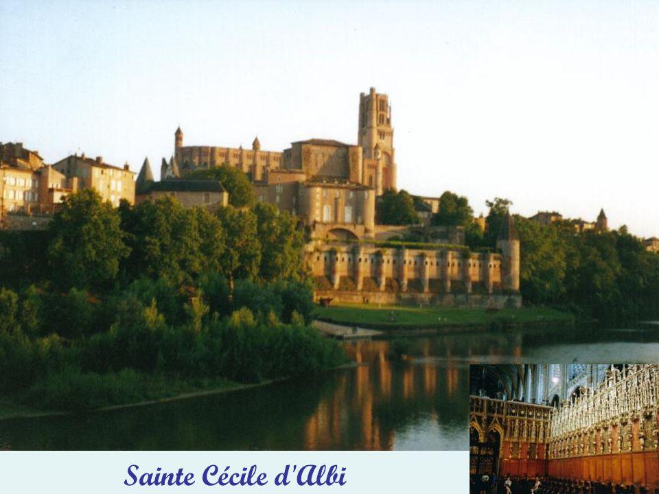 Sainte Cécile d Albi