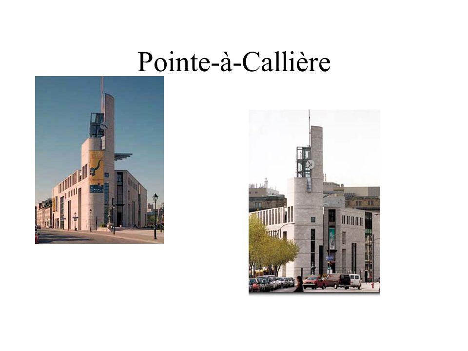 Pointe-à-Callière