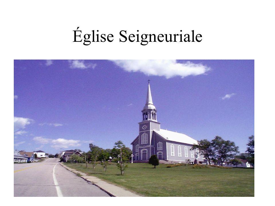 Église Seigneuriale