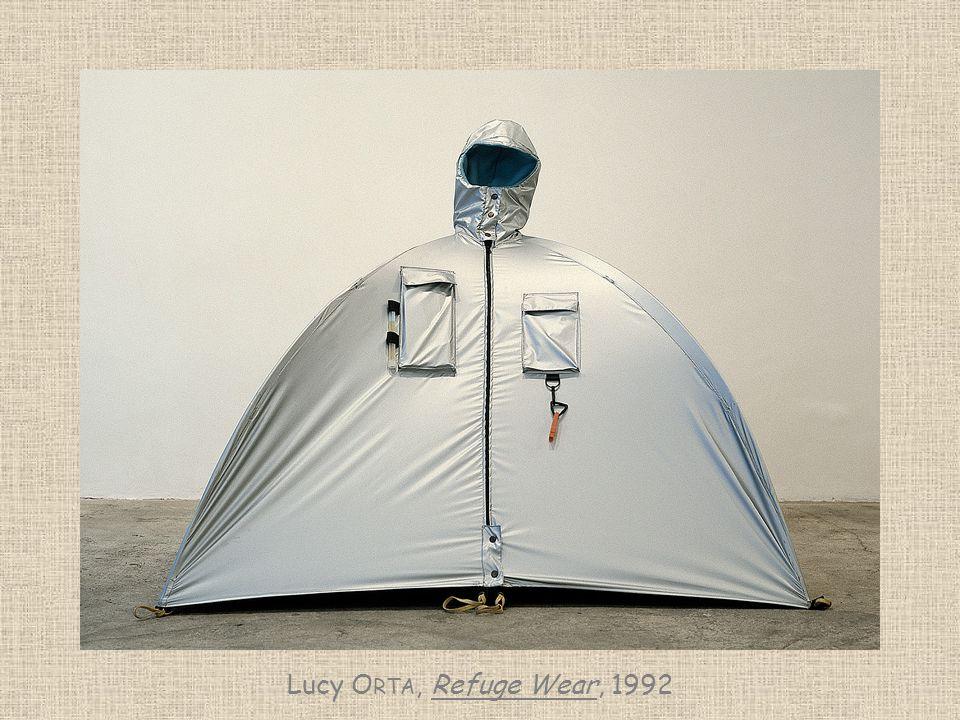 Lucy O RTA, Refuge Wear, 1992