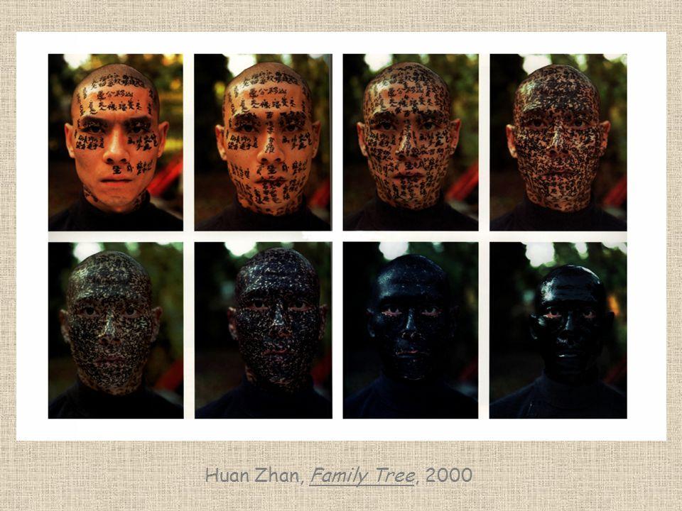 Orlan, Série self-hybridation, 1998, photographie et infographie