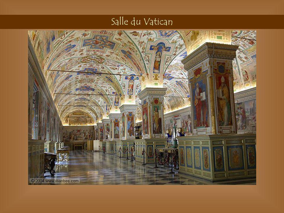 Escalier en calimaçon- Vatican