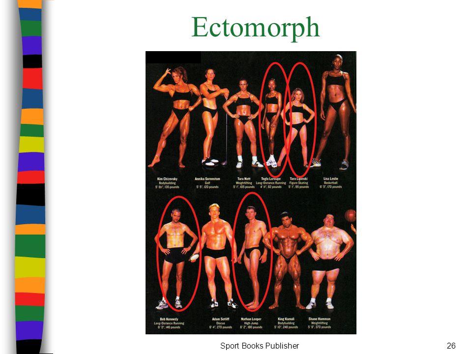 Sport Books Publisher26 Ectomorph