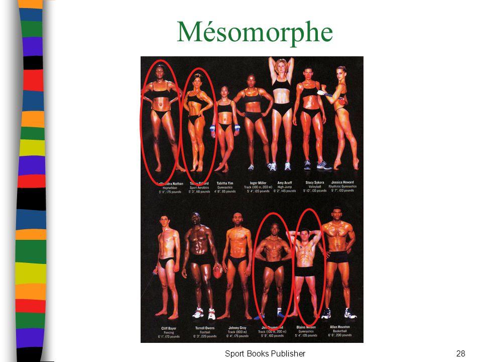 Sport Books Publisher28 Mésomorphe