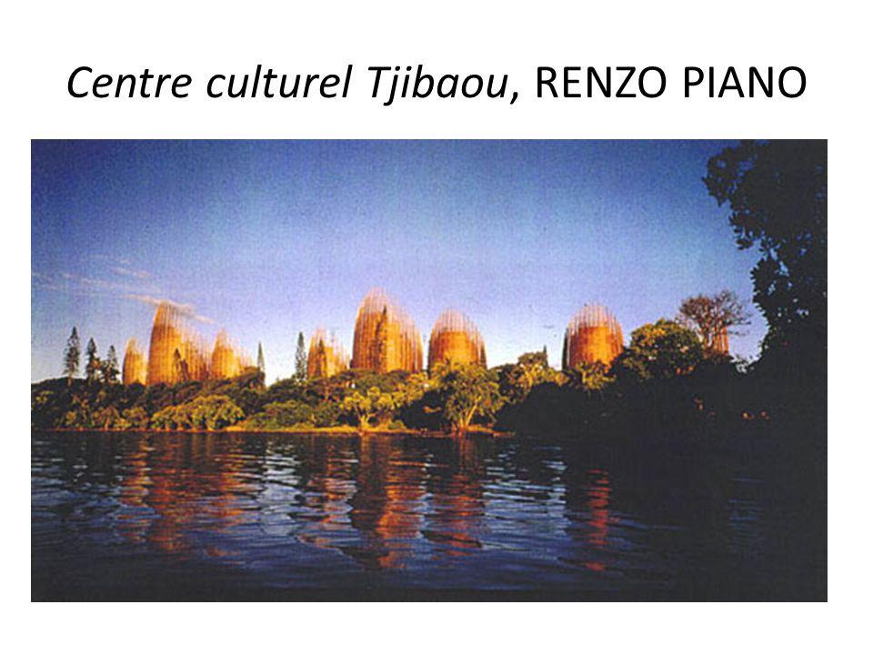 Centre culturel Tjibaou, RENZO PIANO