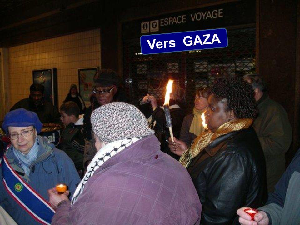 Vers GAZA