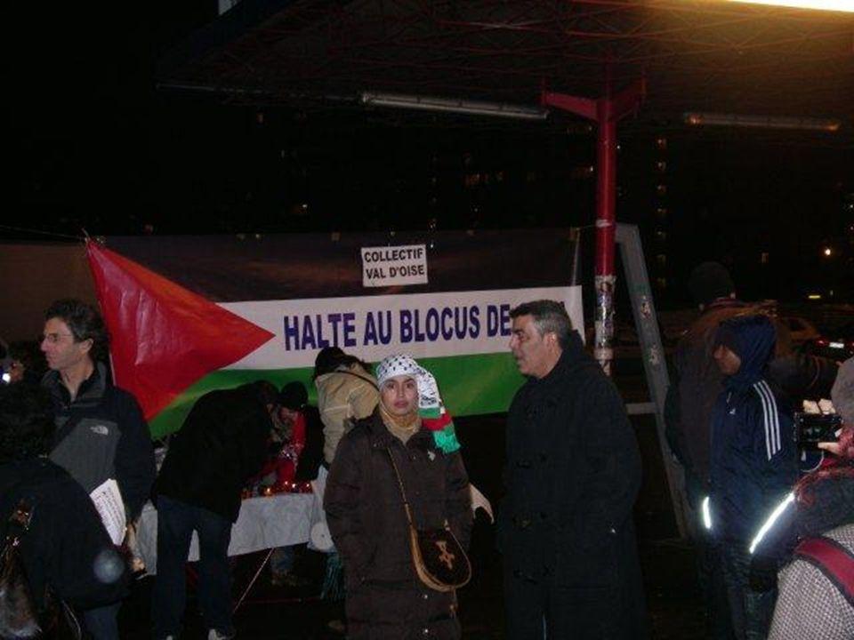 Lumière sur GAZA
