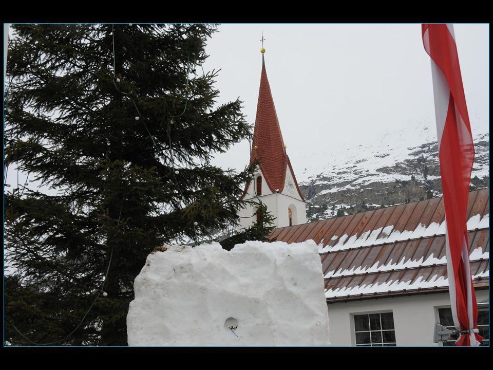 Obergurgl fait partie de la commune de Sölden