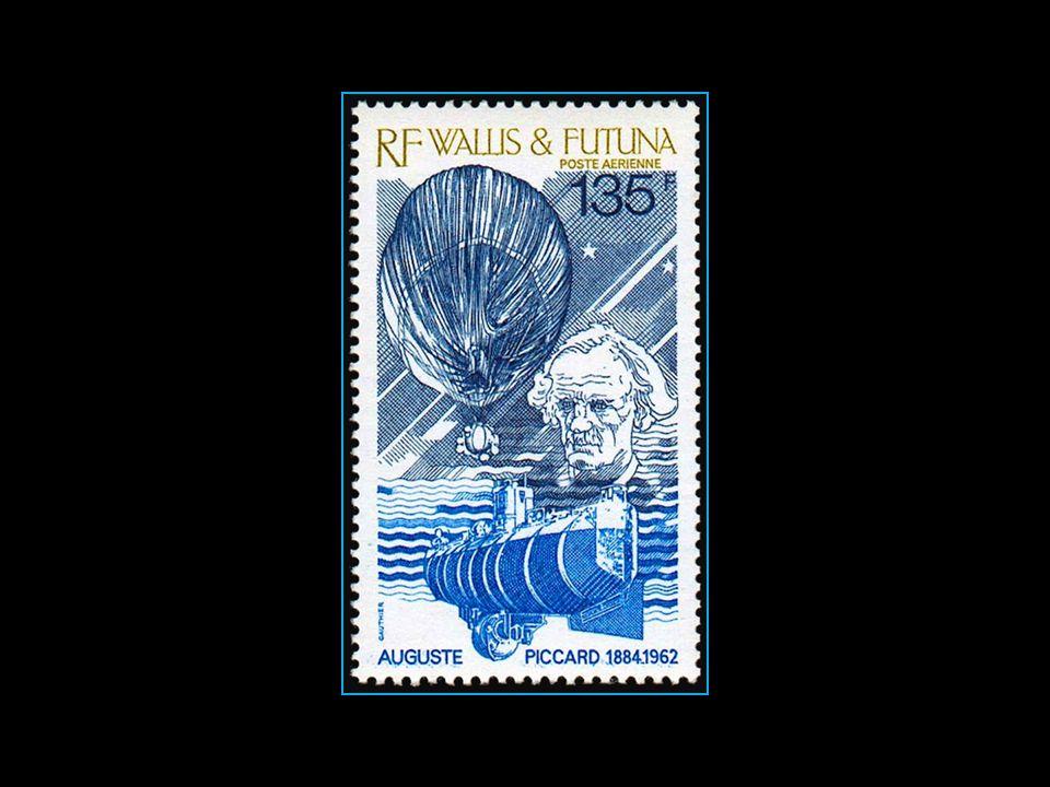 Vol stratosphérique après une première tentative avortée, la seconde tentative a lieu à Augsbourg le 27.05.1931