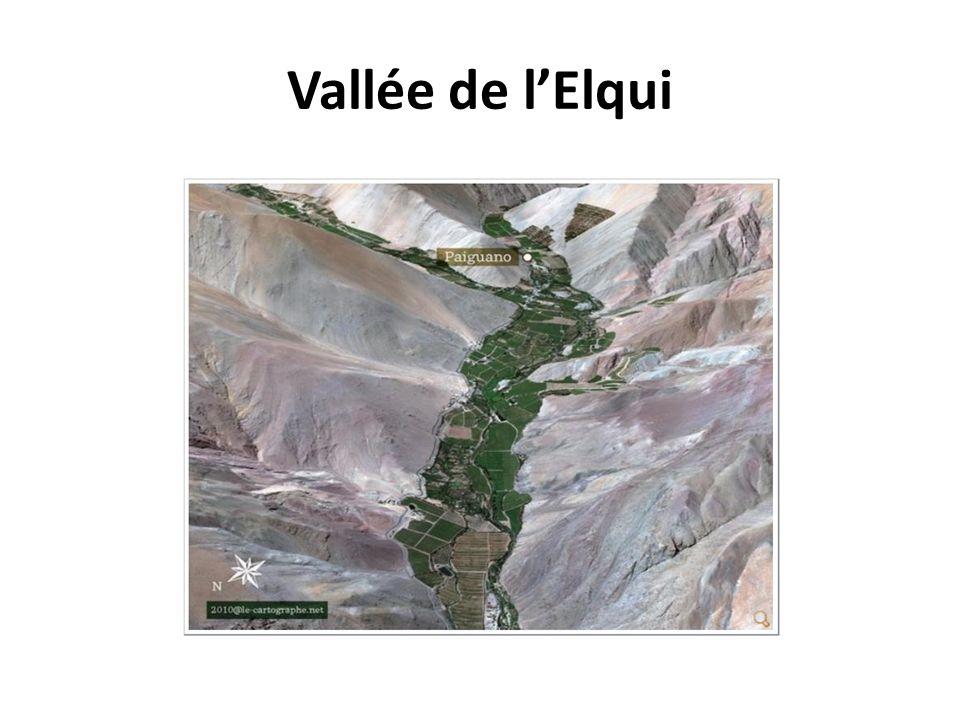 Vallée de l'Elqui