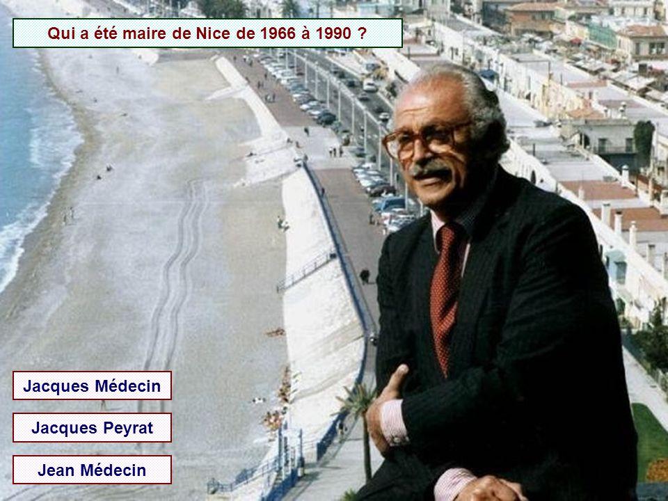 Quel est ce musée niçois ? Musée Chagall Musée Matisse Musée Picasso