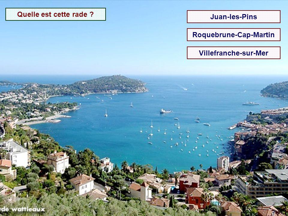 Quelle baie fait face à la ville de Nice ? Baie des Anges Baie des Cochons Baie des Méduses
