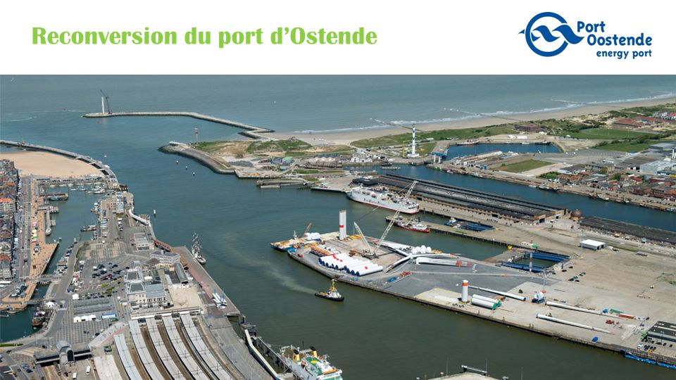 Reconversion du port d'Ostende
