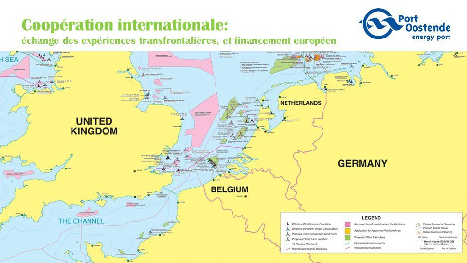 Coopération internationale: échange des expériences transfrontalières, et financement européen