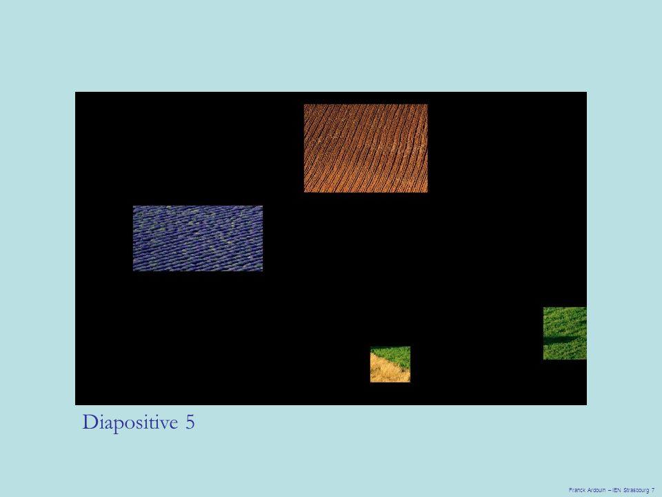 Franck Ardouin – IEN Strasbourg 7 Diapositive 5