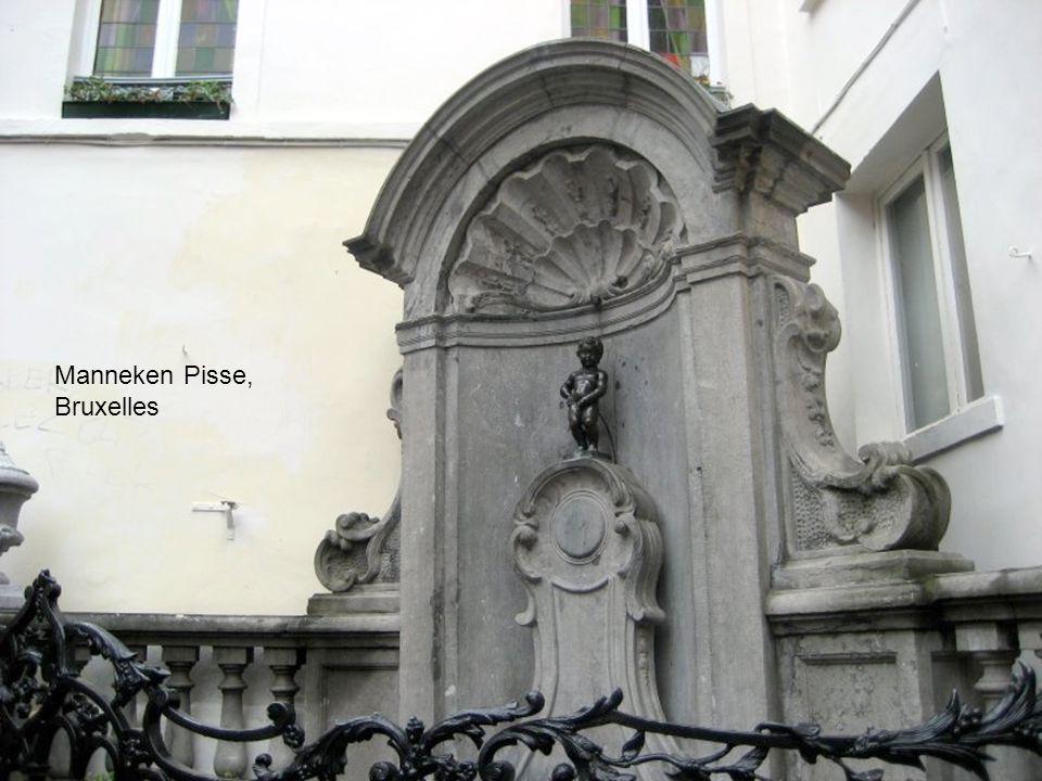 Bâtiment d Art nouveau. Bruxelles