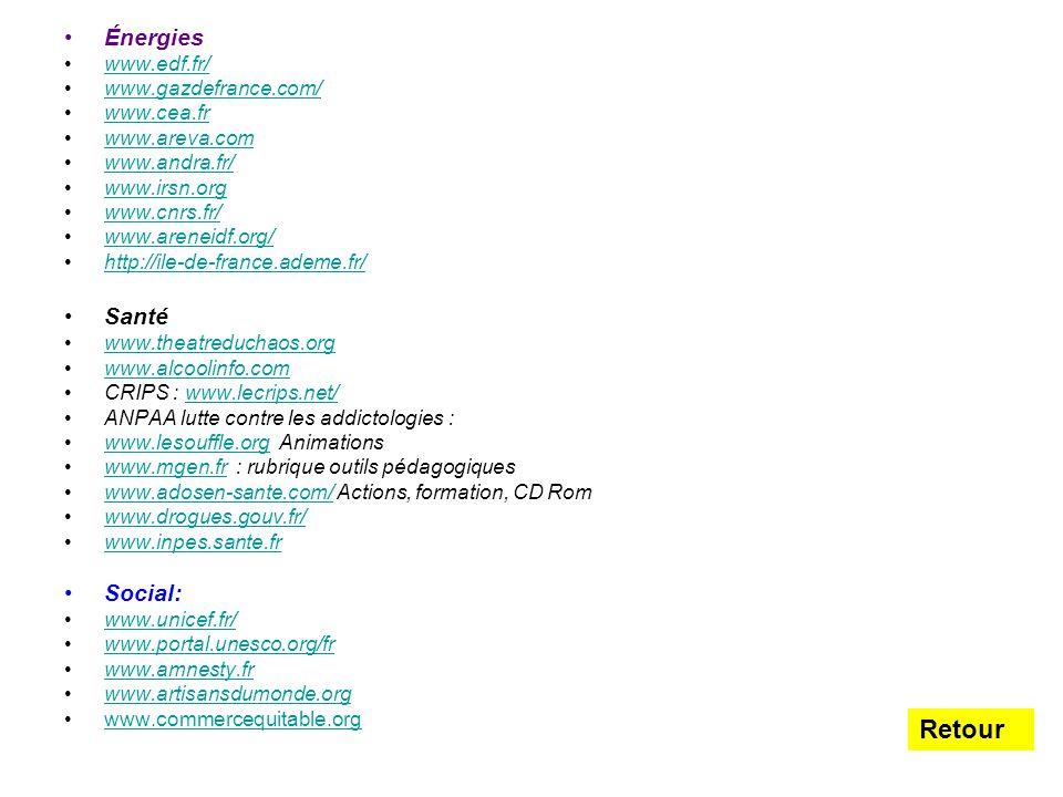 Quelques pistes pour faire connaître votre projet Site de l'établissement – journal local Faites de la Science www.ecologie.gouv.fr Concours jeunes talents c/o Alerte Orangewww.ecologie.gouv.fr www.ile-de-france.ecologie.gouv.fr 1000 défis pour la planètewww.ile-de-france.ecologie.gouv.fr www.ecoledelaforet.agriculture.gouv.fr École de la forêtwww.ecoledelaforet.agriculture.gouv.fr www.unep.org/tunza/paintcomp/ ?www.unep.org/tunza/paintcomp/ www.wwf.fr ?www.wwf.fr http://operationsoleil.intervida.org/ Une terre toute ronde ?http://operationsoleil.intervida.org/ La semaine du développement durable ministère de l 'écologie Toutes les campagnes nationales et les participations dans les municipalités www.eco-ecole.org label EDDwww.eco-ecole.org Appel à projets des structures muséales (MNHN, Arts et métiers, Musée de la Marine…) Retour