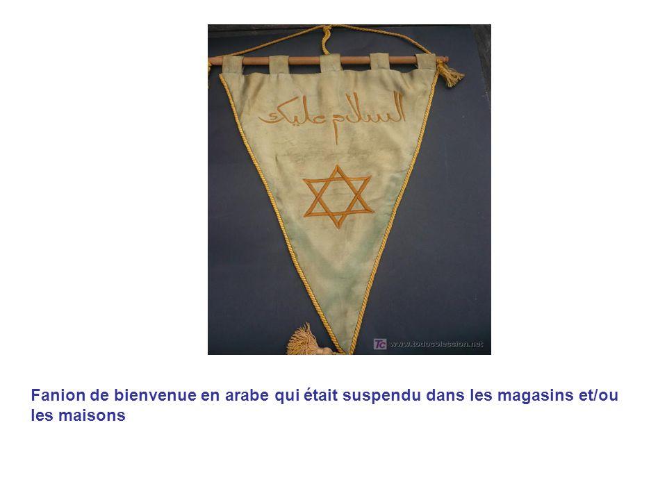 Jusqu au début du 20ème siècle, le drapeau marocain s ornait d une étoile à six branches.