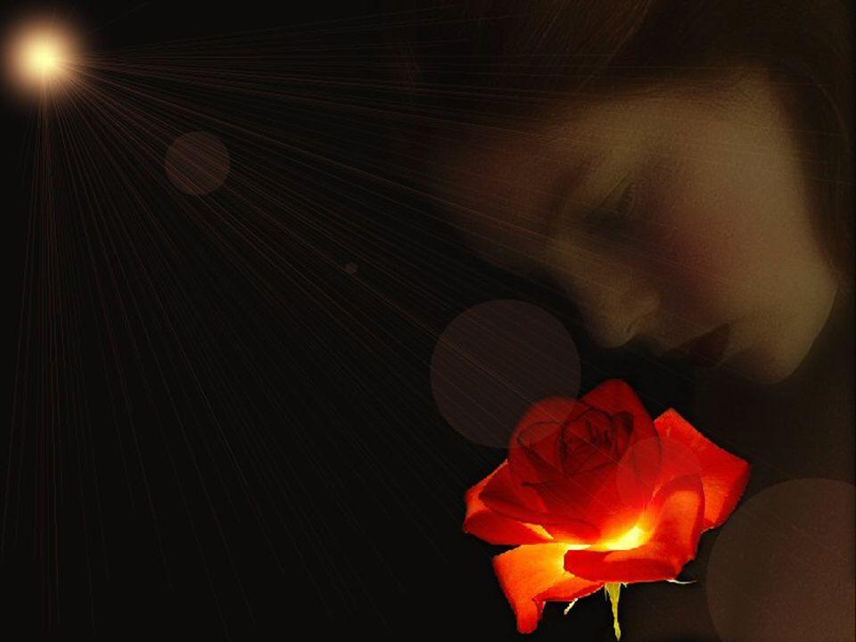 La sensibilité peut avoir un côté positif, elle nous permet d'aller chercher au fond de nous les plus beaux sentiments qui s'y trouvent… L'amour La te