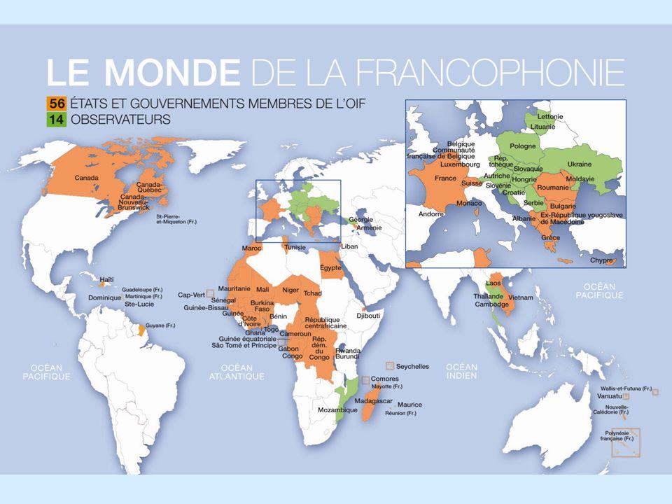 LES PÈRES FONDATEURS DE LA FRANCOPHONIE Léopold Sédar Senghor (1906-2001) Hamani Diori (1916-1989) Habib Bourguiba (1903-2000)