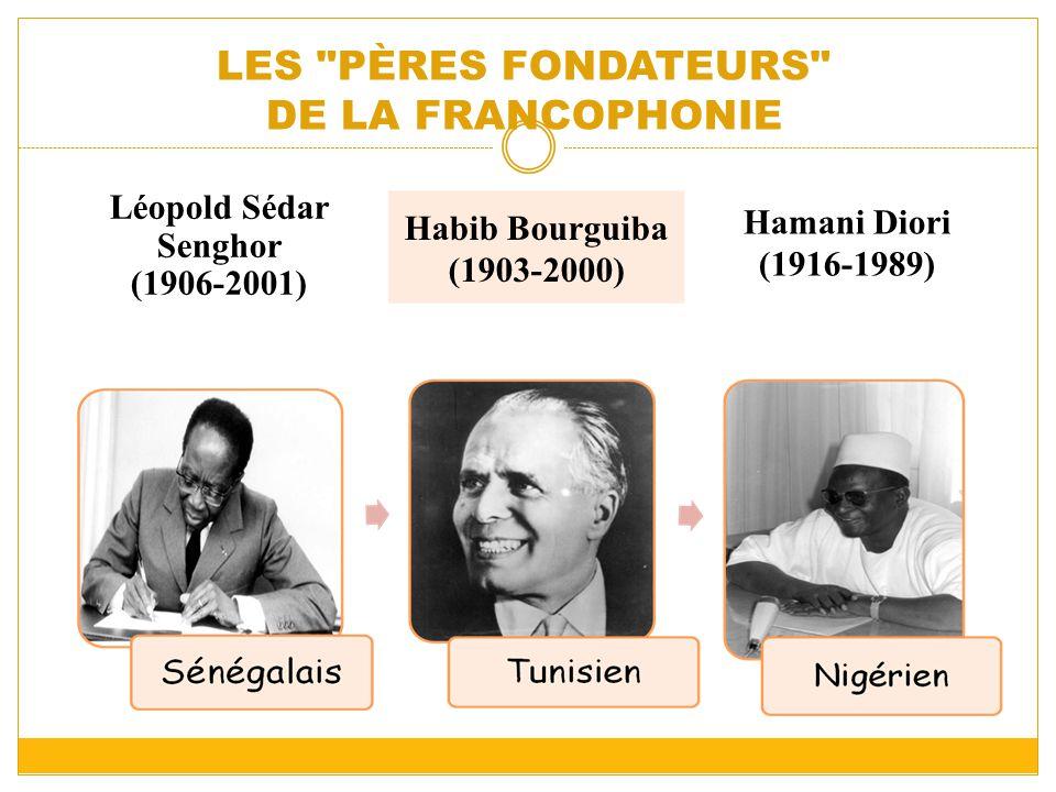 Les États membres de la Francophonie Les membres de la Francophonie (56) sont ceux qui qui font partie des Sommets francophones.
