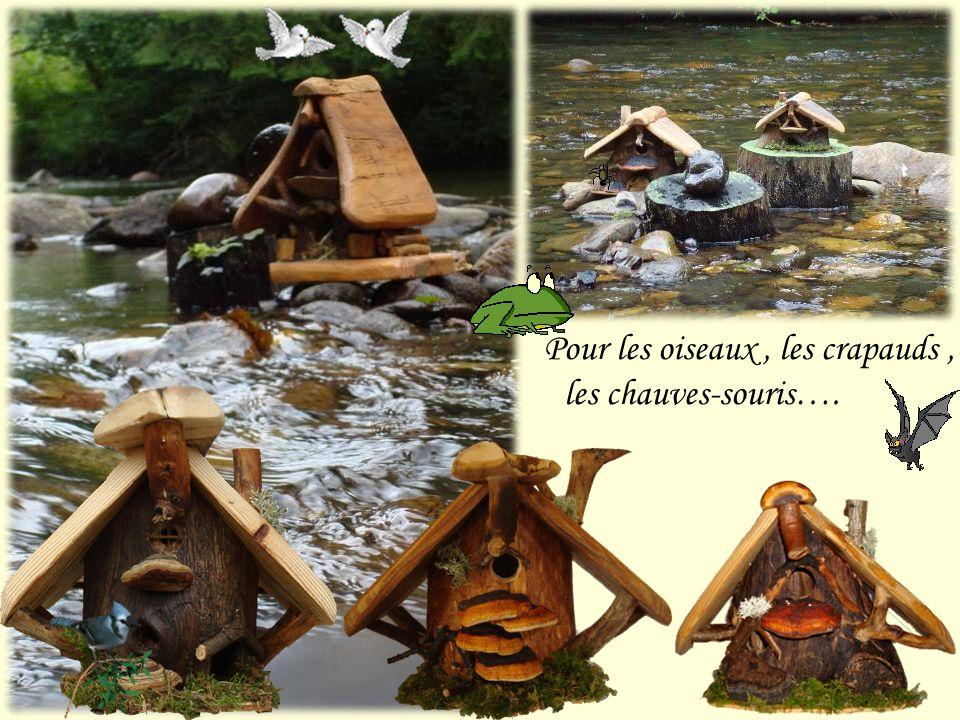 Bienvenue dans le monde d'Arvens Découvrez les petites maisons du monde d'Arvens.