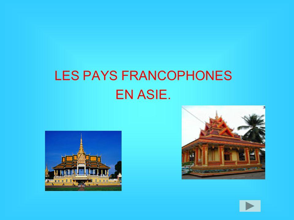 CAMBODGE Nom de pays: Royaume du Cambodge Superficie: 181 035km Population: 14 000 000 habitants Capital: Phnom Penh Régime: monarchie constitutionelle Langue officielle: khmer
