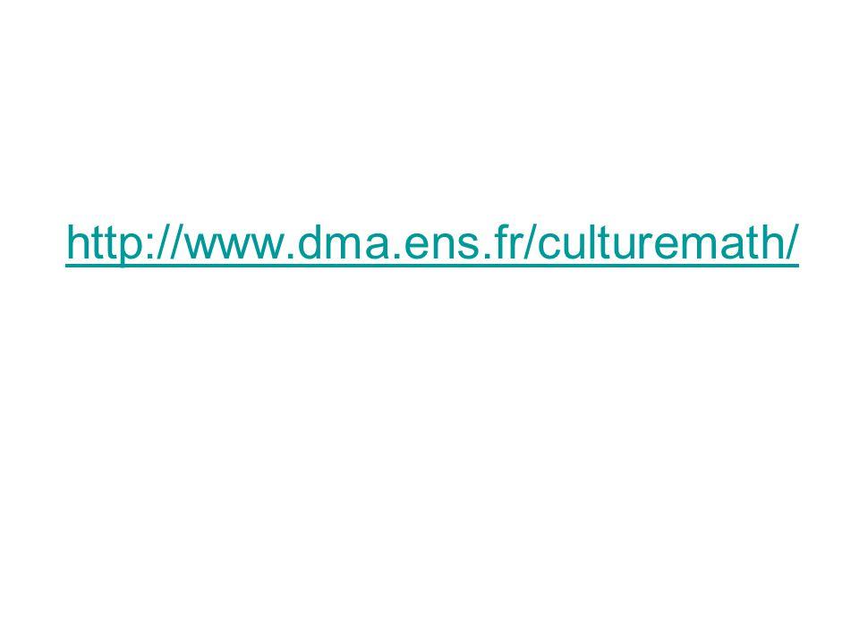 http://www.dma.ens.fr/culturemath/
