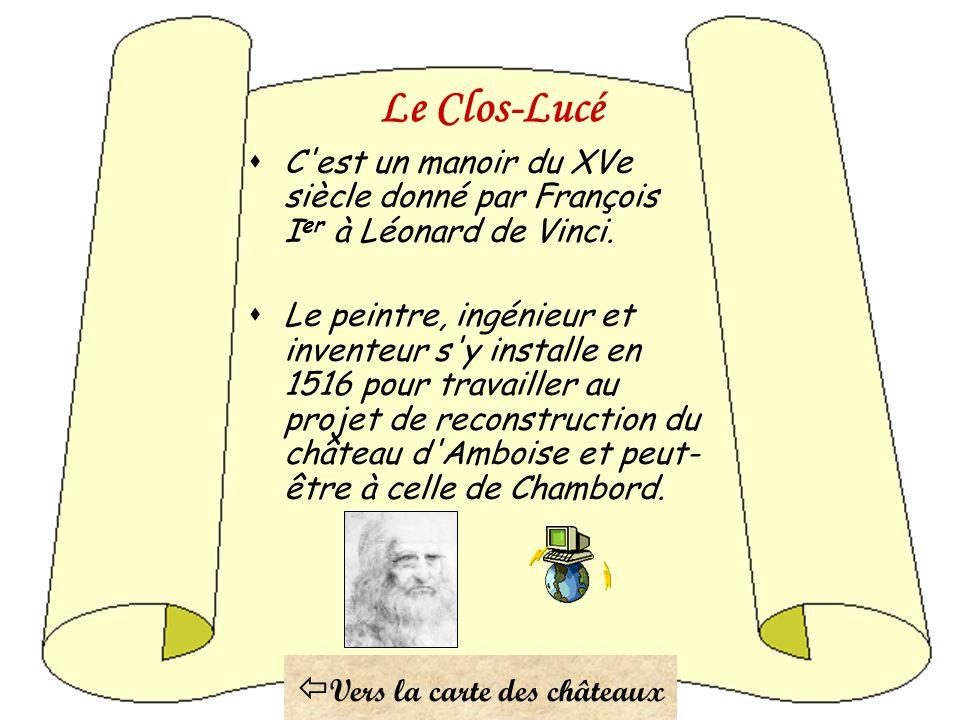 LL e château d'Amboise est considéré comme le berceau de la Renaissance française. ÉÉdifié aux XVe et XVIe s. sous les règnes successifs de Charle