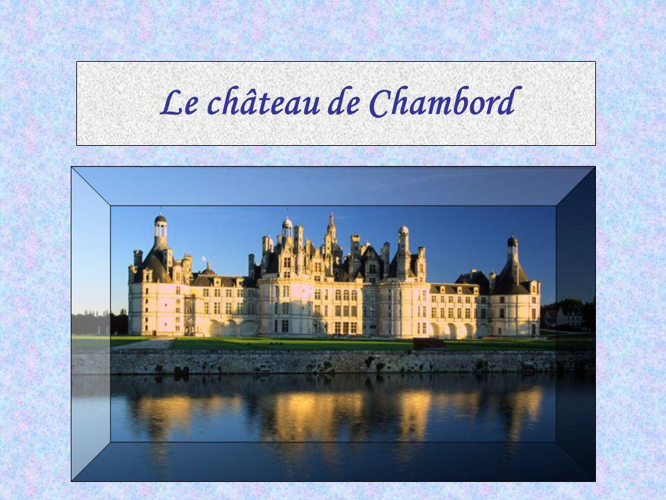 Choisissez: Chambord Blois Amboise Chenonceau Villandry Ussé Chinon Questionnaire Devoir