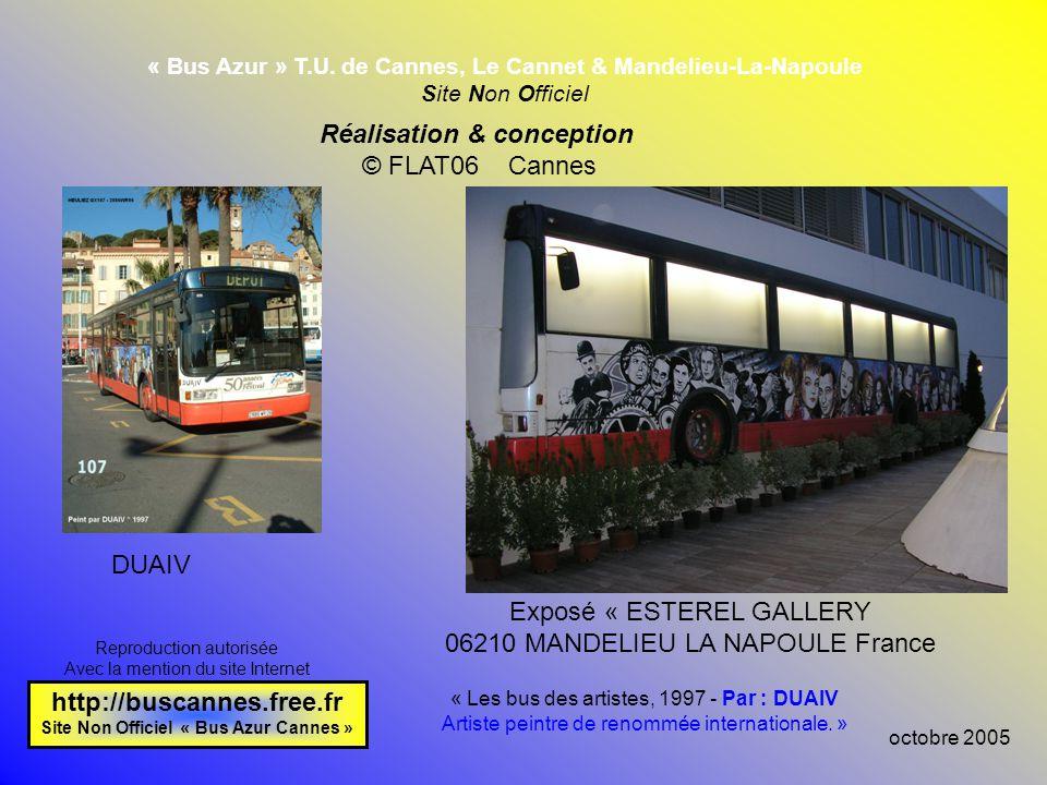 HEULIEZ GX107 © FLAT06 Le 107 « Bus Azur » T.U. de Cannes, Le Cannet & Mandelieu-La-Napoule Site Non Officiel Dernier compteur : 631.765 Kms16/03/1989
