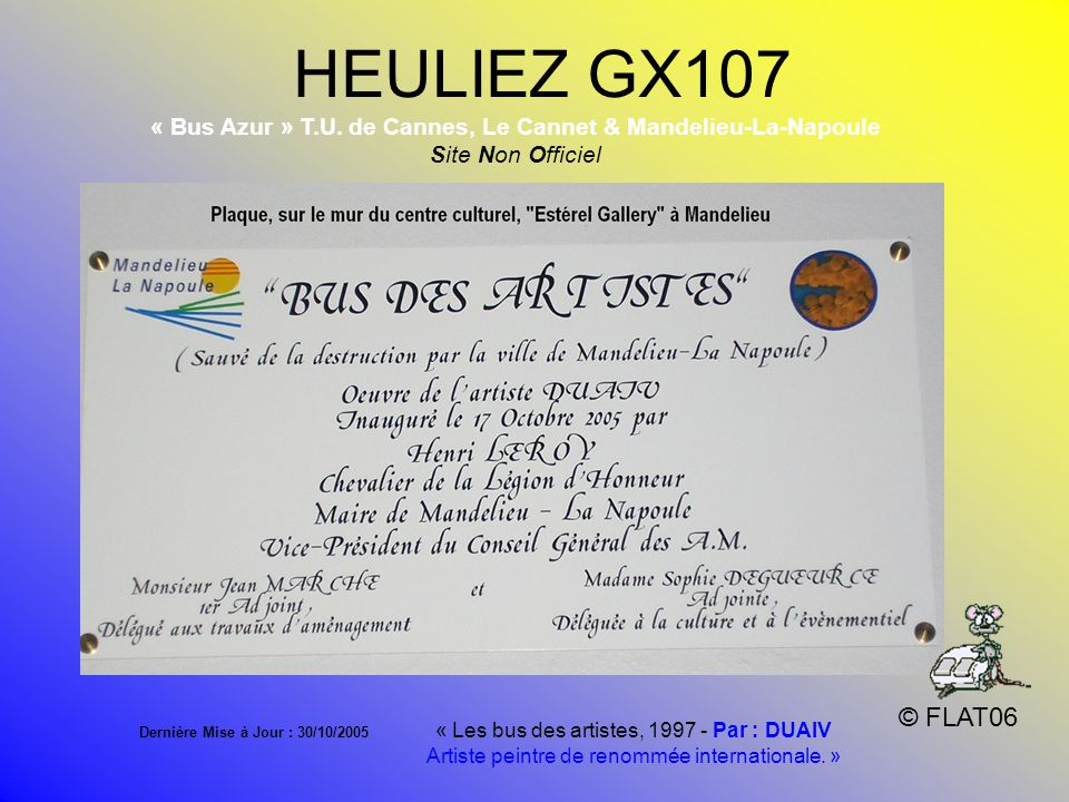 HEULIEZ GX107 © FLAT06 « Bus Azur » T.U.