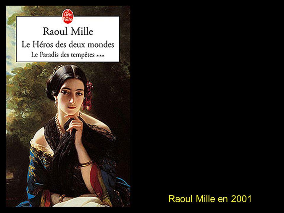 Raoul Mille en 1999