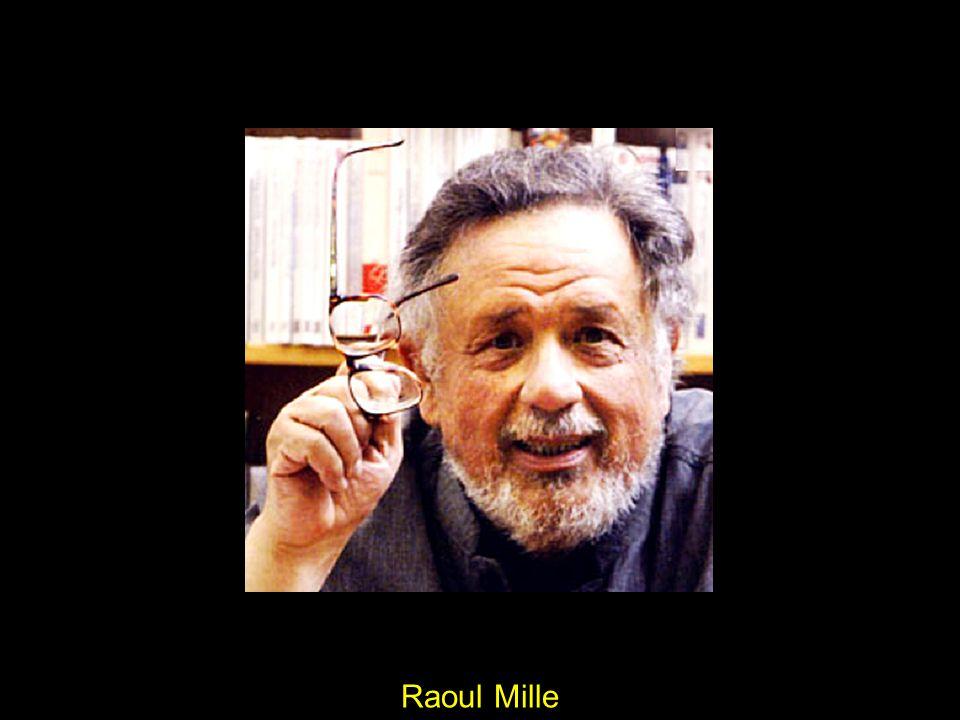 Raoul Mille en 2001