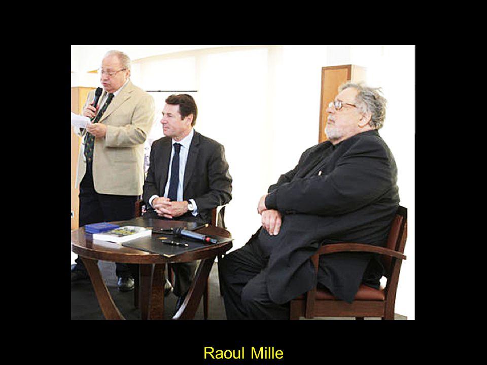 2010 Raoul Mille cosigne avec Christian Estrosi à l occasion du 150ème anniversaire du rattachement du comté de Nice à la France