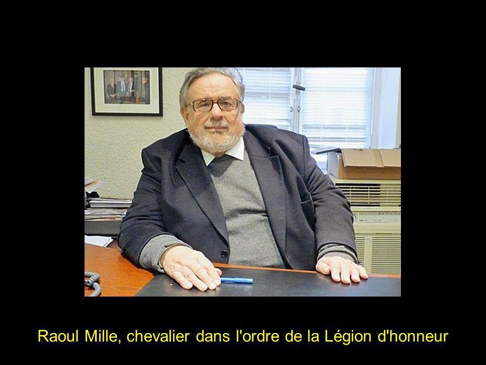 Raoul Mille avec Christian Estrosi
